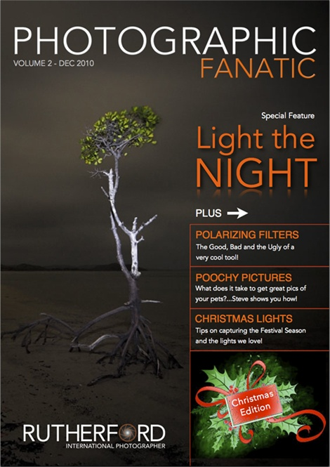 Issue 2 FREE Online Photographic Fanatic Magazine - discover the latest photography apps and equipment, and pro photography secret tips and tricks they use to take better photos. features Night Photography techniques.
