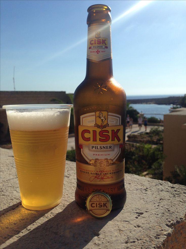 #370 CISK Pilsner Premium ⭐️⭐️⭐️