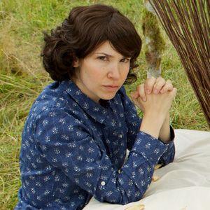 Carrie Brownstein hair.