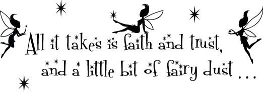 Baby Boo Decor - All it takes is faith and trust, $29.50 (http://www.babyboodecor.com/all-it-takes-is-faith-and-trust/) #home #decor #homedecor #inspirationalquote #walldecor #wallart #walldecal