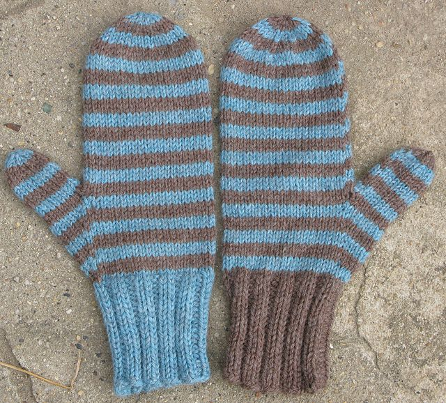 The absolute best mitten pattern. Classic Mittens by Bernhard Ulmann.