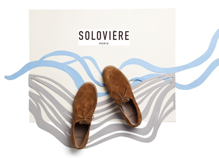 Soloviere shoes  graphic summer 17 campaign #classic #shoes #footwear #soloviere #sea #graphic