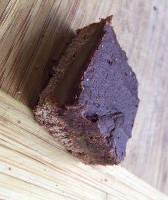 chocolate caramel vegemite slice
