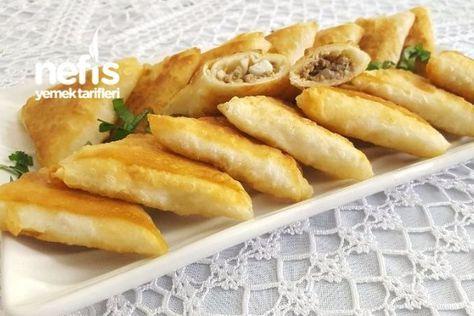 Sambose Arap Böreği (Muhteşem Lezzet)