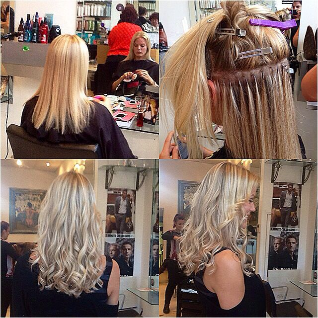 Glam Hair Extensions By Our Kay And Kompany Team In Muswell Hill London N10
