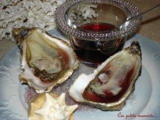 Un Kir pour les huîtres