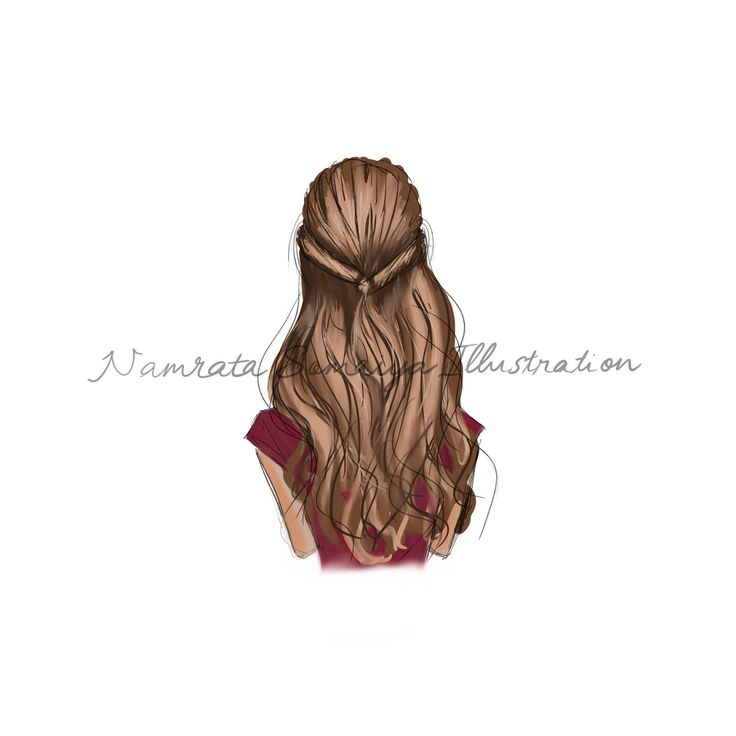 Excited to share the latest addition to my #etsy shop: Good Hair Day. Choose the hair colour (Fashion Illustration art print) http://etsy.me/2ibnDIZ #art #drawing #collectibles #prints #artprint #illustration #fashionillustration #fashiongirl #digitalart