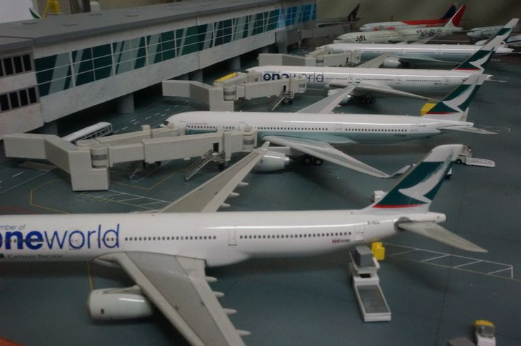 Cathay Pacific- member of oneworld