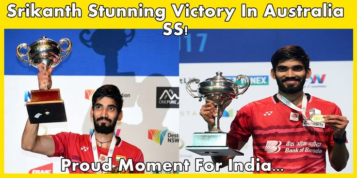 Anand Mahindra Will Gift TUV300 To Kidambi Srikanth For Super Series Win..!!✌