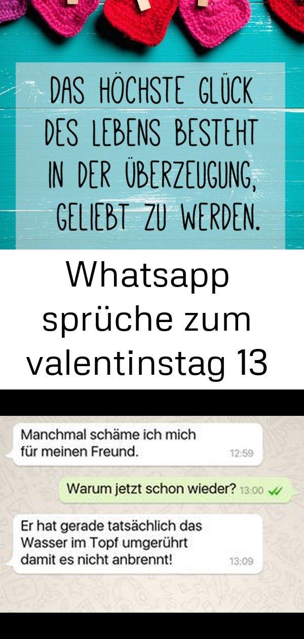 Romantische Und Lustige Whatsapp Spruche Und Valentinstag Bilder