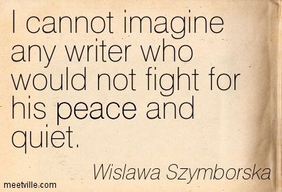 wislawa szymborska quotes - Google Search