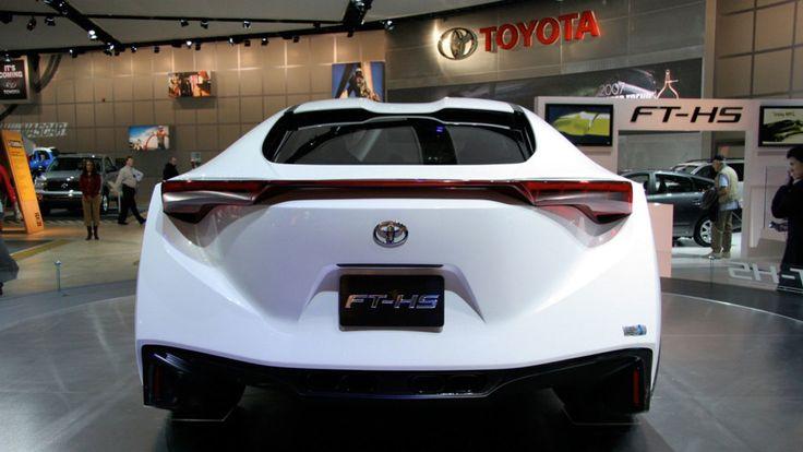 2015 Toyota Supra Rear Photo