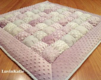 bubble quilt bubble blanket baby bubble by PeggyAnnsLittleJoys