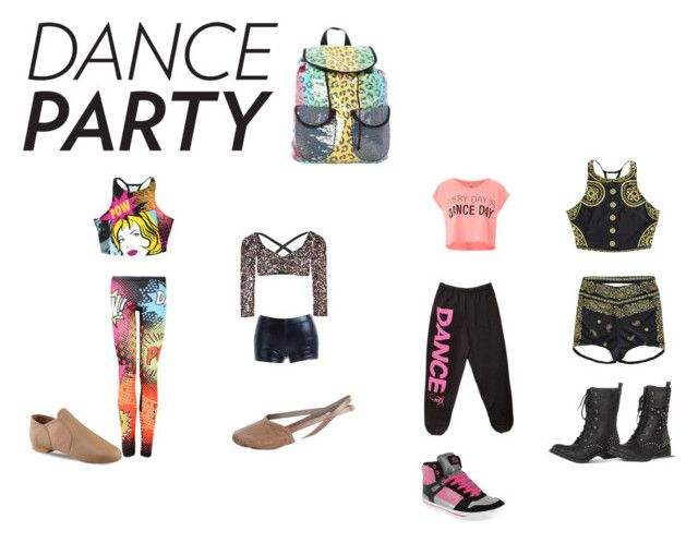 """Dance"" by ashabeswick on Polyvore"