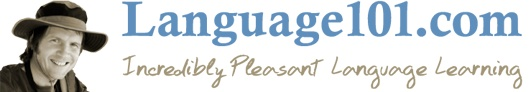 Language 101 - online language lessons, buy the deluxe package and it's far less expensive than many other programs (and only one purchase required per household allowing multiple accounts - bonus!)