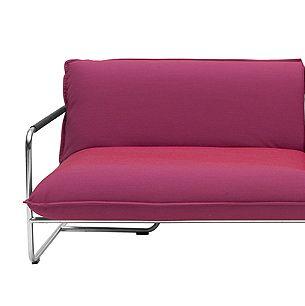 Liviano diseño nórdico en el sofá-cama de Müller
