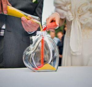 Песочная свадебная церемония Свадебные идеи