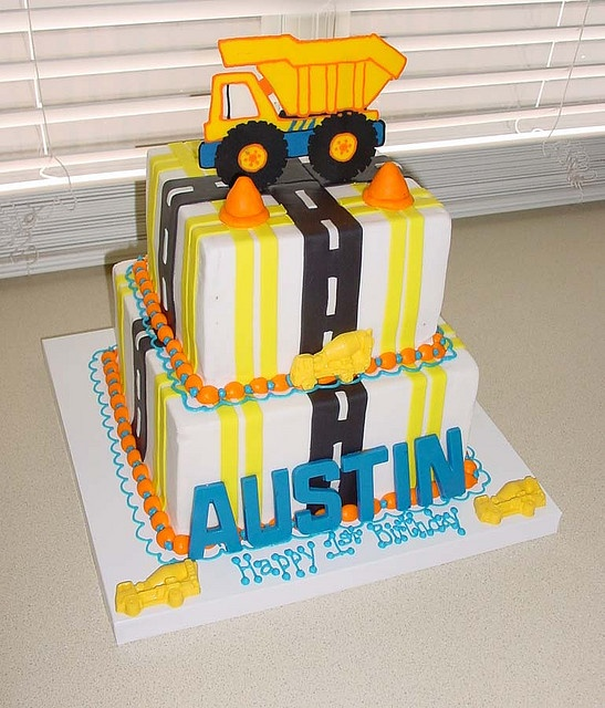 1000+ Images About Construction & Truck Theme Party Ideas