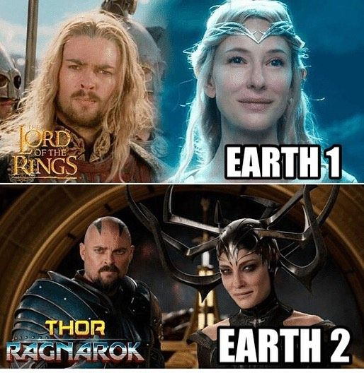 This is hilarious DC, MARVEL, LOTR