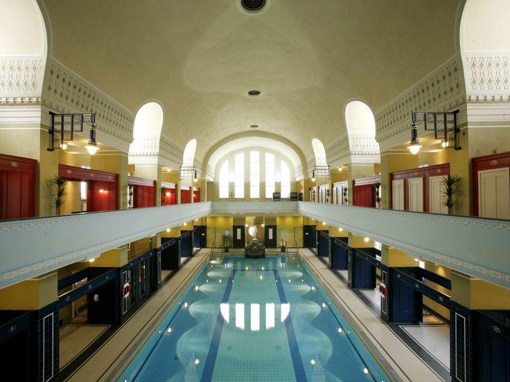Wellness in Hessen im Jugendstilbad Darmstadt | Hessen Tourismus  #Wellness #Kur #Erholung #Ruhe
