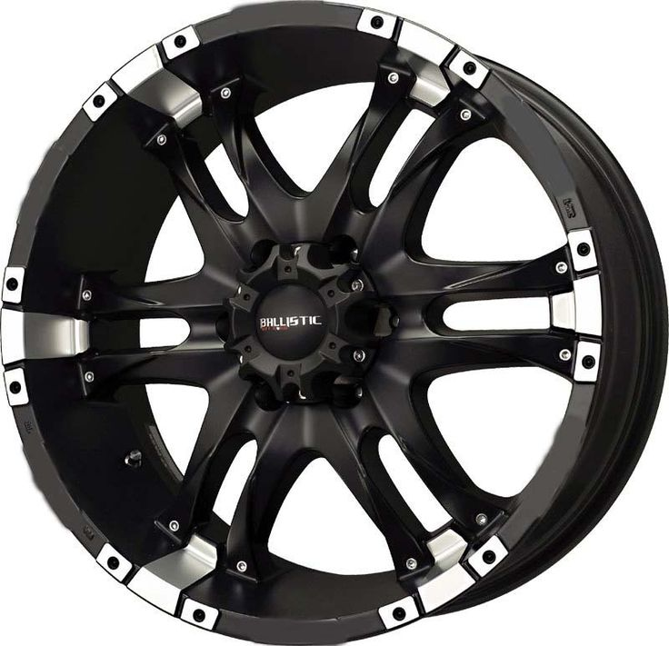 rims and tire packages off road