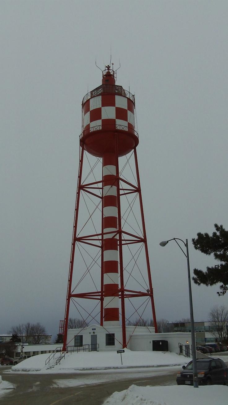 Water tower at CFB Trenton