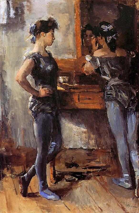 Isaac Israels (1865-1934) - Les soeurs Daineff