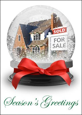 62 best Real Estate Cards images on Pinterest | Christmas cards ...
