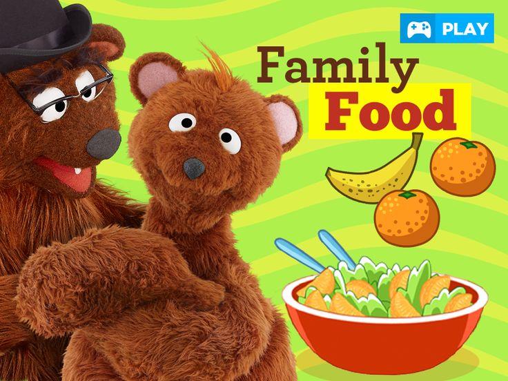 PLAY | Family Food | Baby Bear