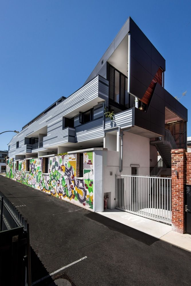 Gallery of SODA Apartments / Gresley Abas Architects - 3