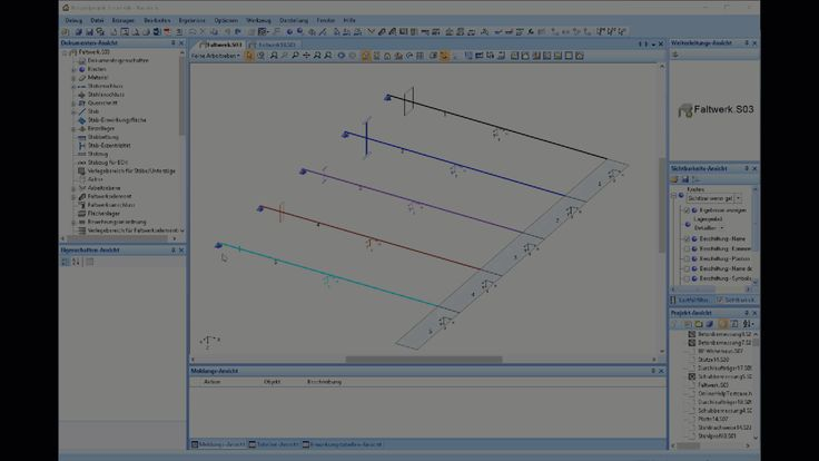 Datenaustausch Baustatik Excel