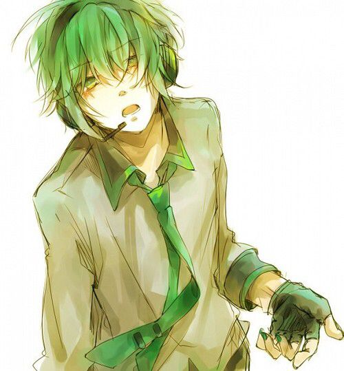 Anime Characters Green : Images about green male anime on pinterest kagerou