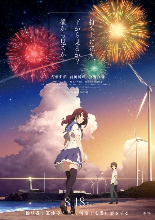 Fireworks, Should We See It from the Side or the Bottom? Full Movie Online 2017