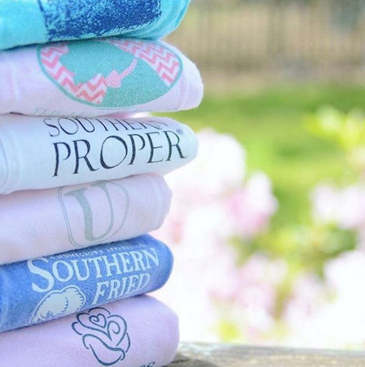 Tees from the Best Preppy Brands!