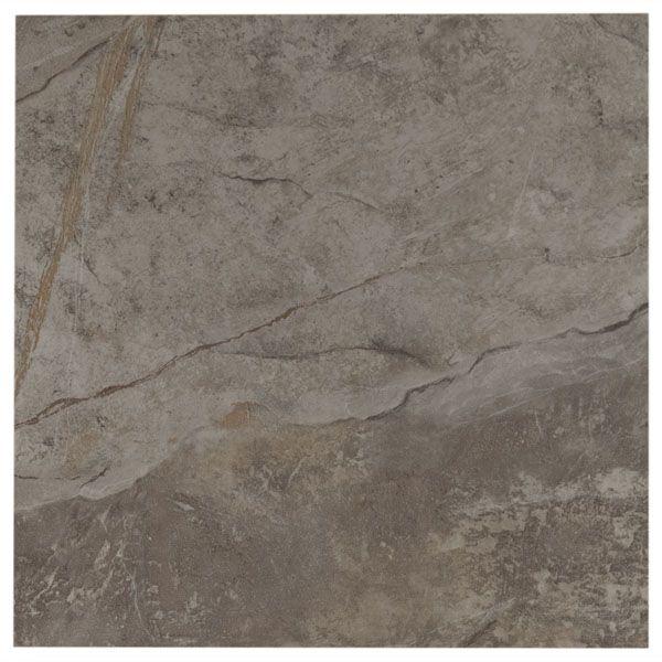 Julia gray porcelain tile a great greige option carol for Floor and decor porcelain tile