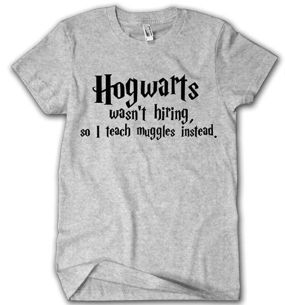 Hogwarts wasn't hiring Harry Potter by CarolinaMagnoliaDes