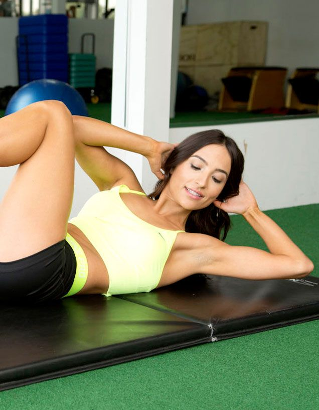 3-Minute Squeeze-It-In-Anytime Ab Workout