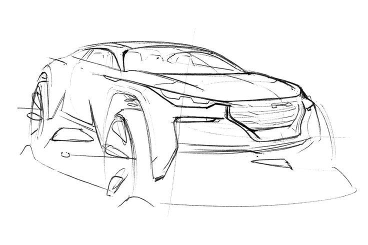 Hyundai Intrado Concept May Hint at Future Compact SUV [w/Video] - Carscoops