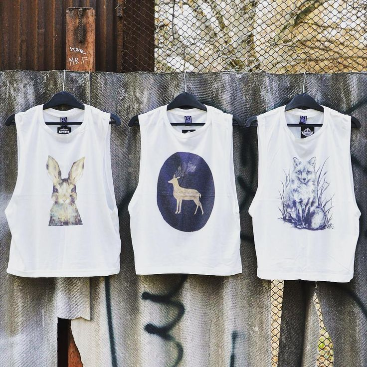 New in the webshop: www.szputnyikshop.hu 🐰 szputnyikshop animal pattern top fox deer bunny rabbit monochrome