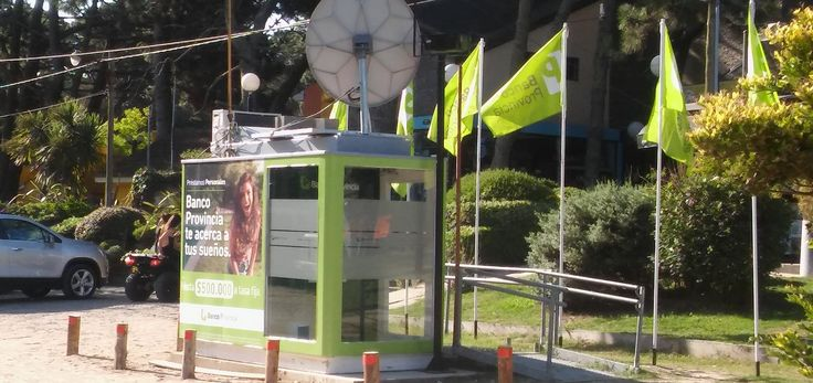La red de cajeros automáticos Link y Banelco le permite a la comunidad un acceso a sus cuentas las 24 horas del día en las distintas localidades del distrito.Ubicados en zonas estratégicas, los cajerosbrindan...