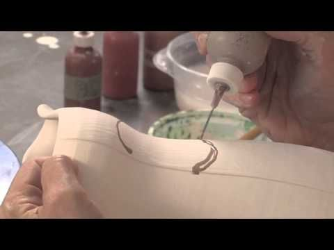 Ceramic Arts Daily – Three Beautiful Surface Decorations That Look Even Better Layered
