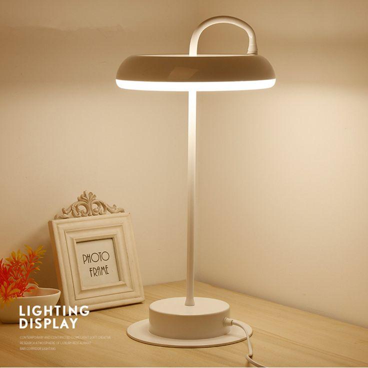 Find More Table Lamps Information About Modern LED For Bedroom Living Room Beside Desk