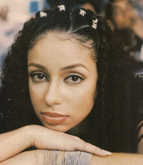 Mya (Marie Harrison) (October 10, 1979) American singer, songwriter, presenter, actress and model.