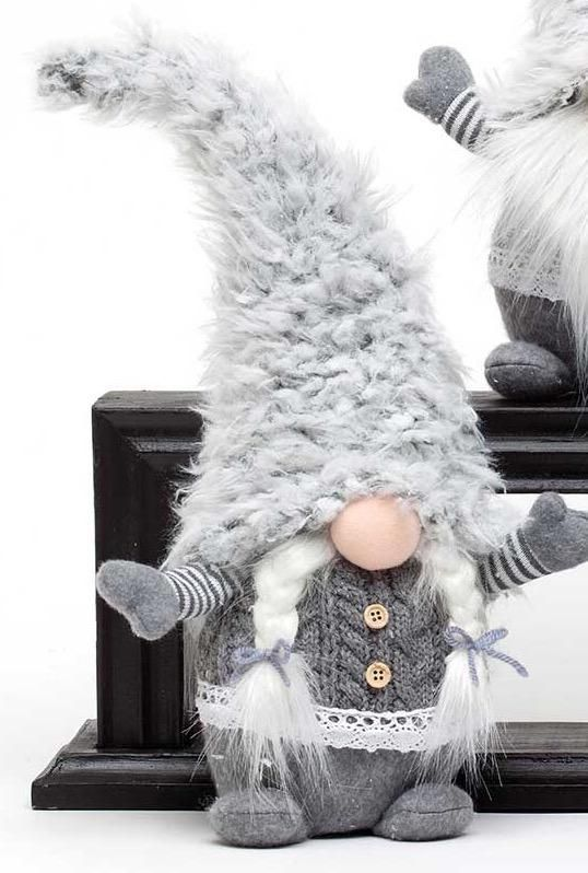 Viking Gnome with Wooly Hat (Boy or Girl)