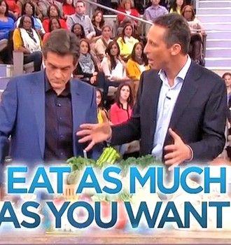 Dr. Oz spotlights Mark Hyman's 10-Day Detox Diet, fat-burning weight loss pills