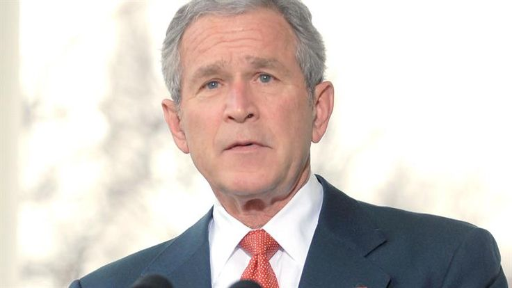 Explore the controversies surrounding President George W. Bush, including his…