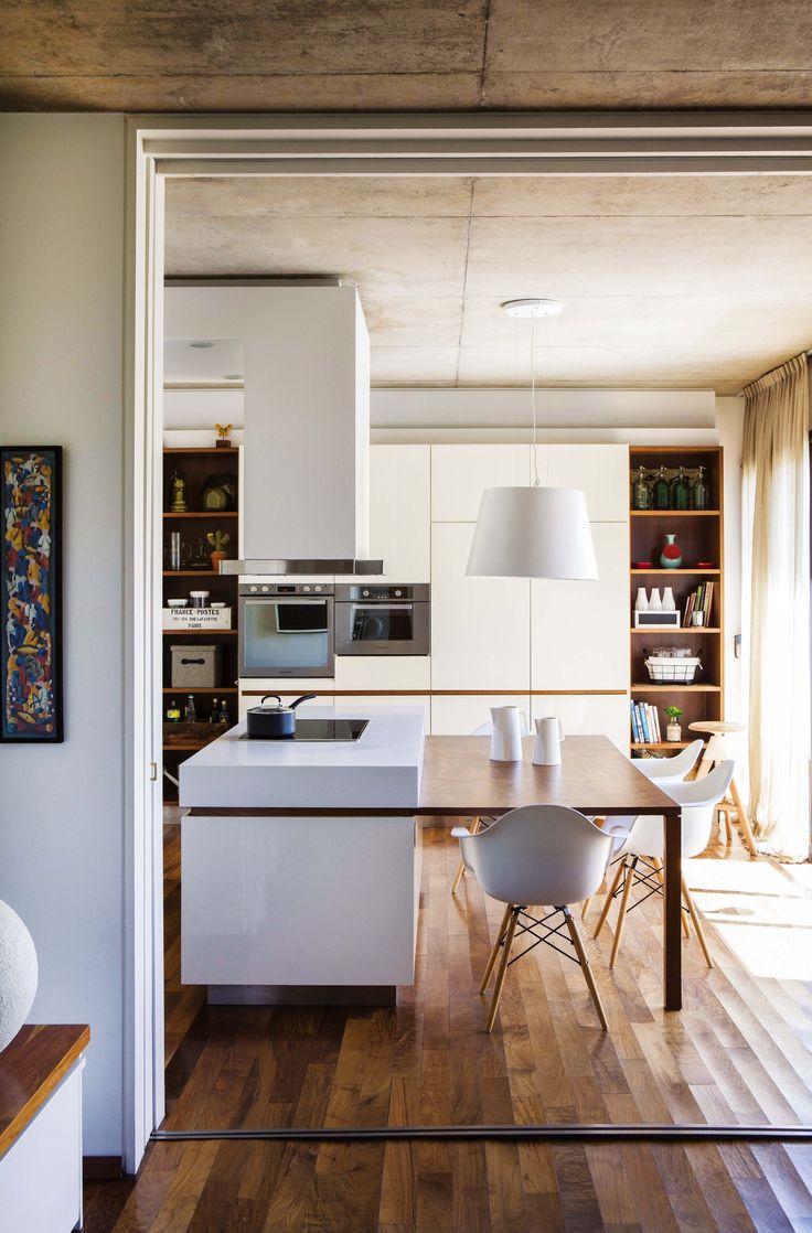 Las 25 mejores ideas sobre cocinas integradas en - Cocinas integradas ...