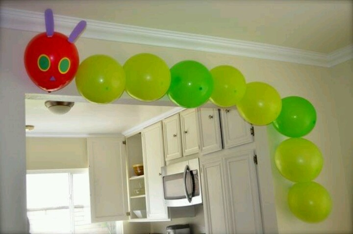 23 best images about eric carle and bill martin author for Balloon decoration book