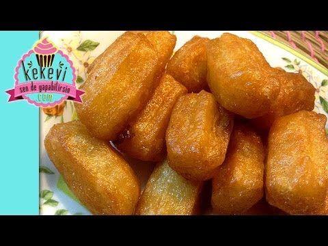 Burma Baklava / Elde Burgu Baklava Tarifi - YouTube