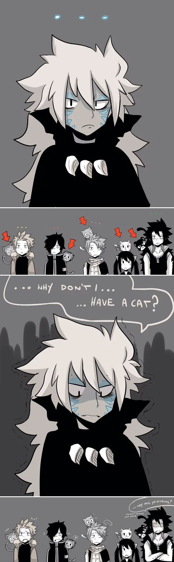 Dragonslayers and their cats